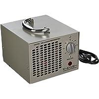 Enerzen 3500mg Ozone Generator Industrial O3 Air Purifier (Silver)