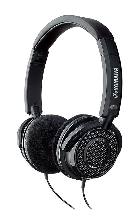 Yamaha Headphones Black HPH-200 (B) (japan import)