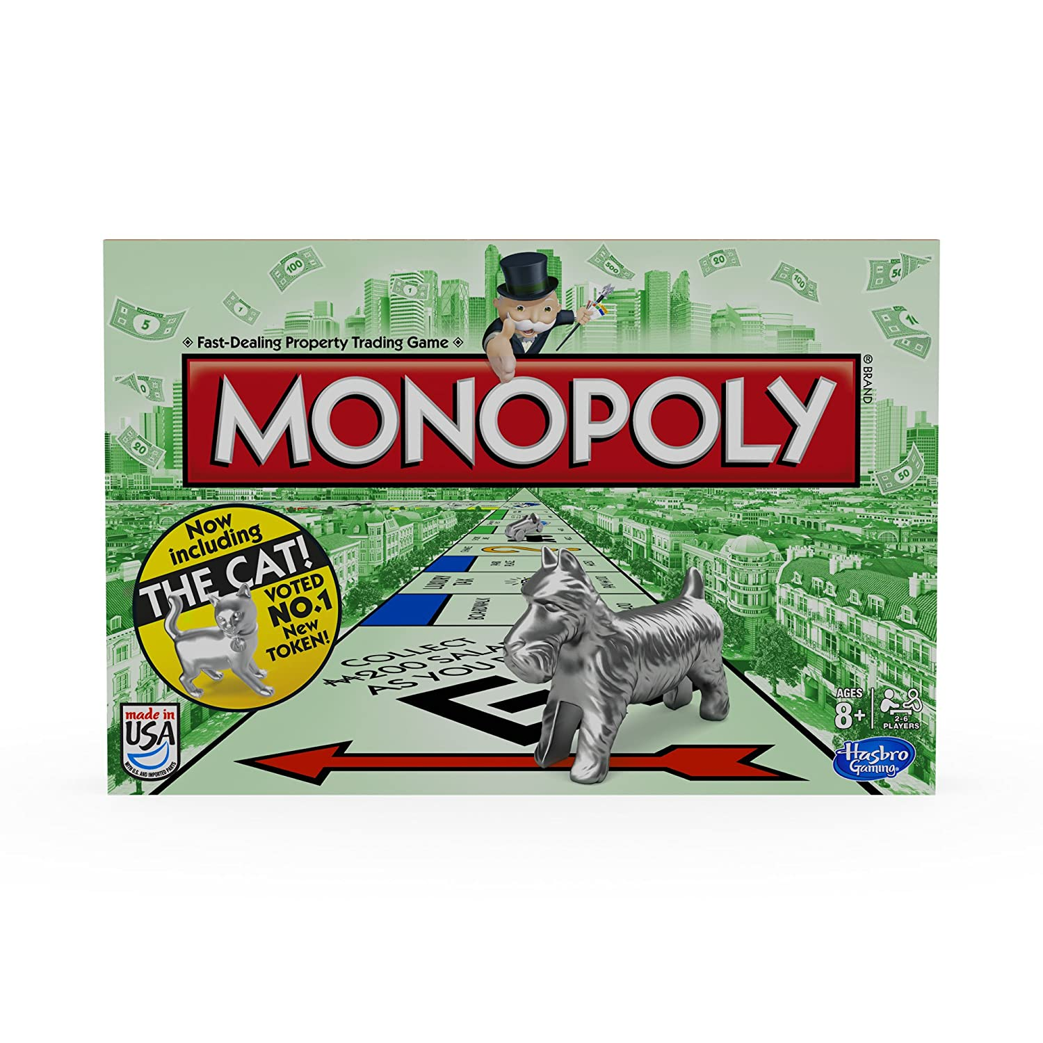 Monopoly Board Game $7.77