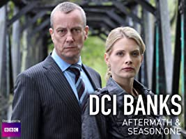 DCI Banks, the Pilot & Season 1 [HD]