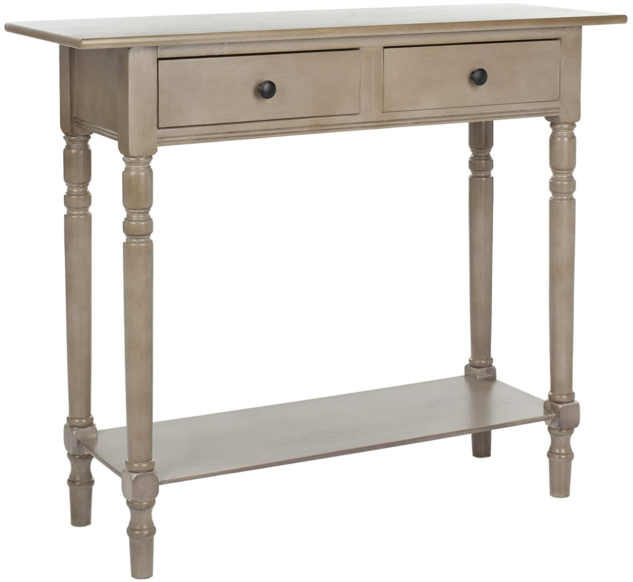 Safavieh American Home Collection Dover Console Table, Vintage Grey 2