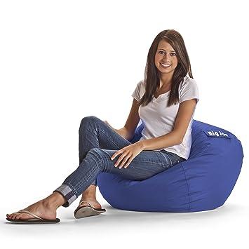 Outstanding Big Joe Bean Bag 98 Inch Sapphire Cuznjftz1 Unemploymentrelief Wooden Chair Designs For Living Room Unemploymentrelieforg