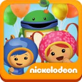 Team Umizoomi Carnival (Kindle Tablet Edition)