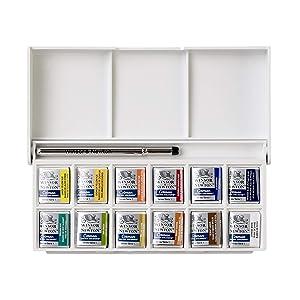 Winsor & Newton Cotman Water Colour Sketchers Pocket Box
