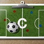 HD Soccer clipboard