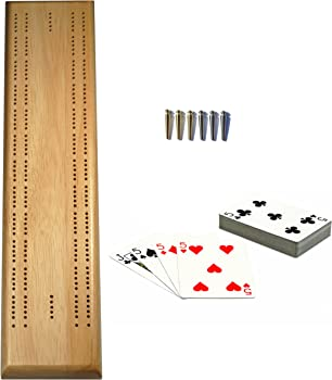 Generic Deluxe Competition Cribbage Set
