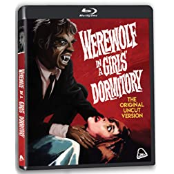 Werewolf In a Girls' Dormitory [Blu-ray]