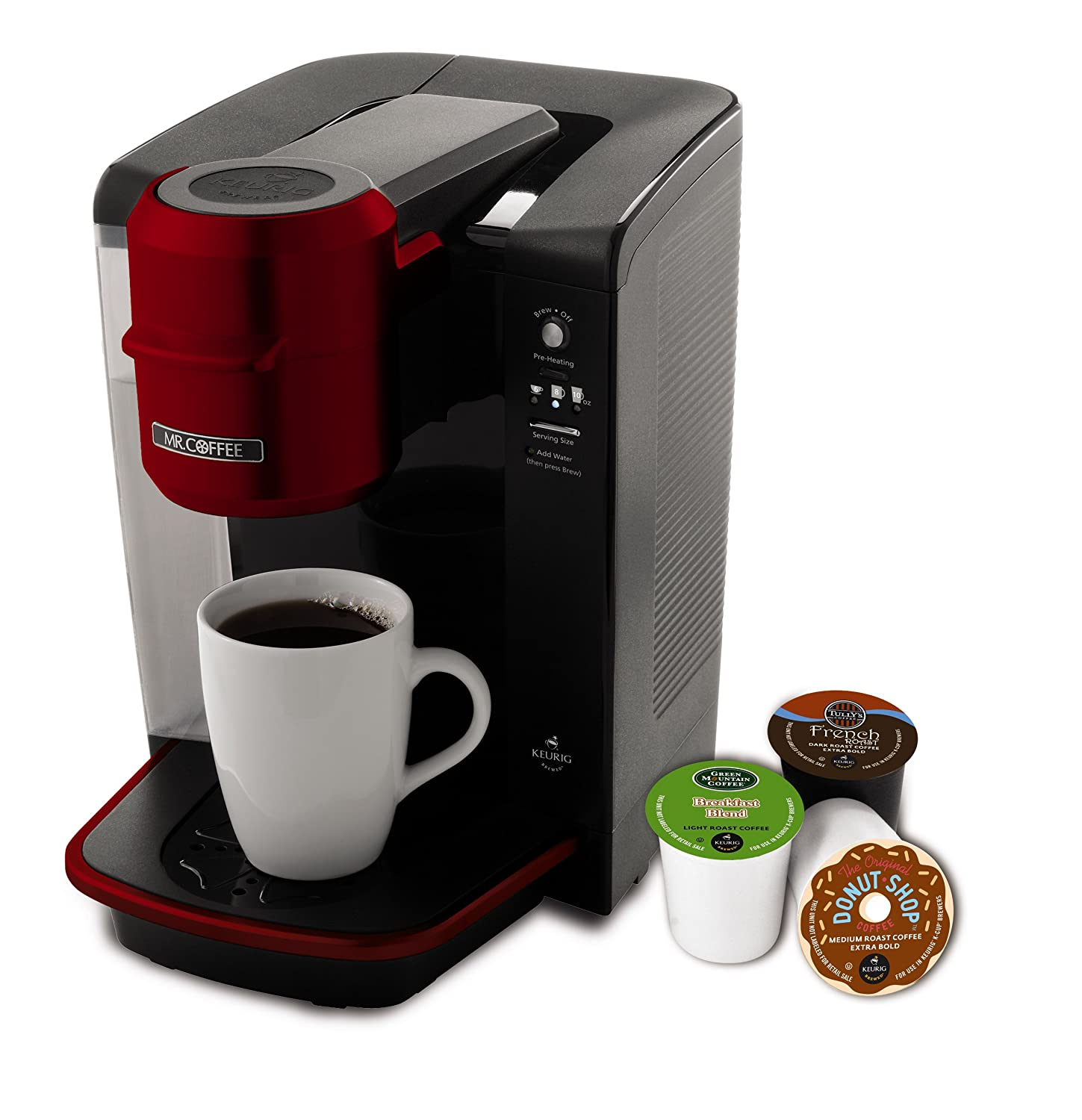 One Cup Coffee Maker K Cup : Single Cup Coffee Makers WebNuggetz.com