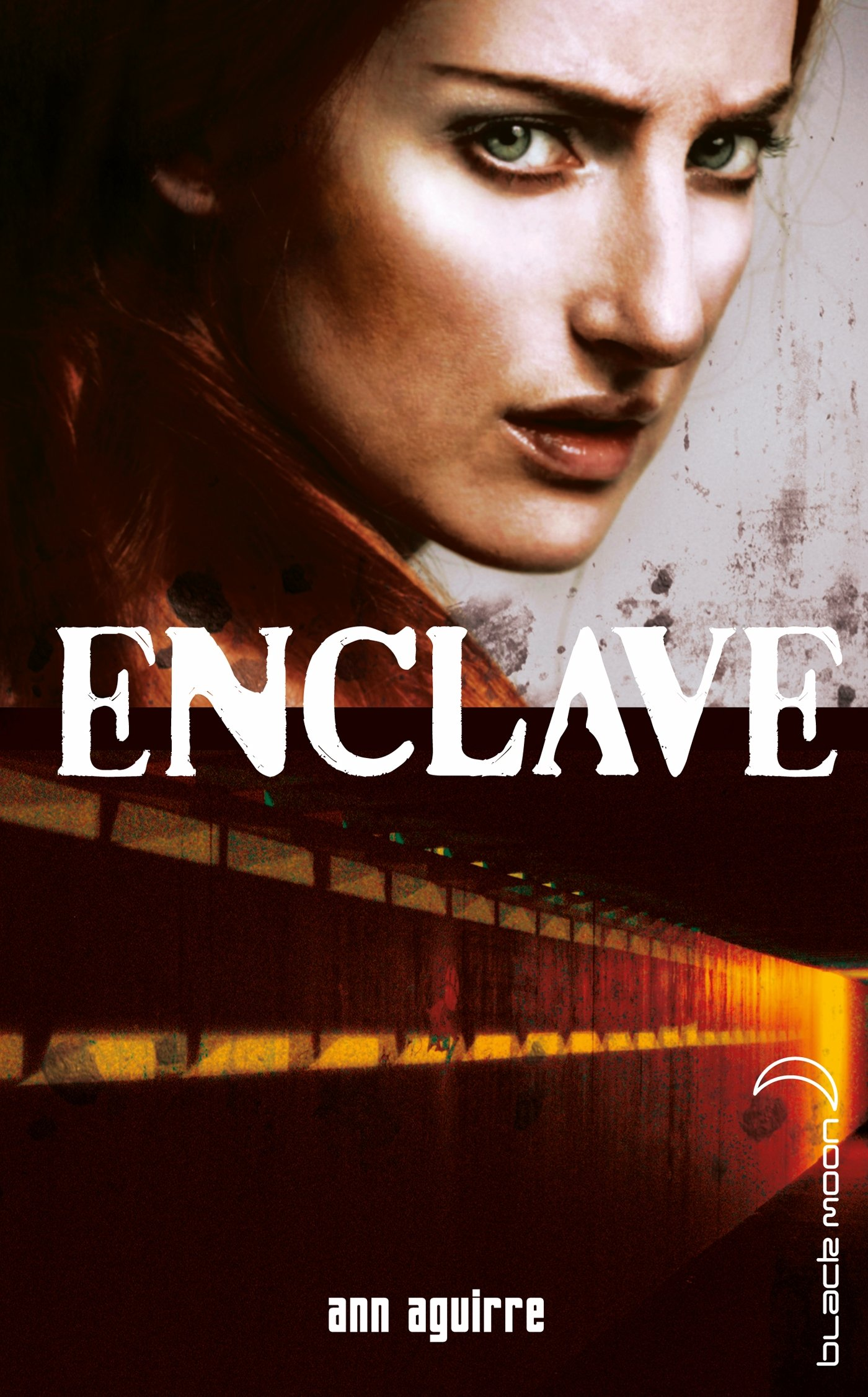 Enclave - Ann Aguirre 81m4mrzEOKL