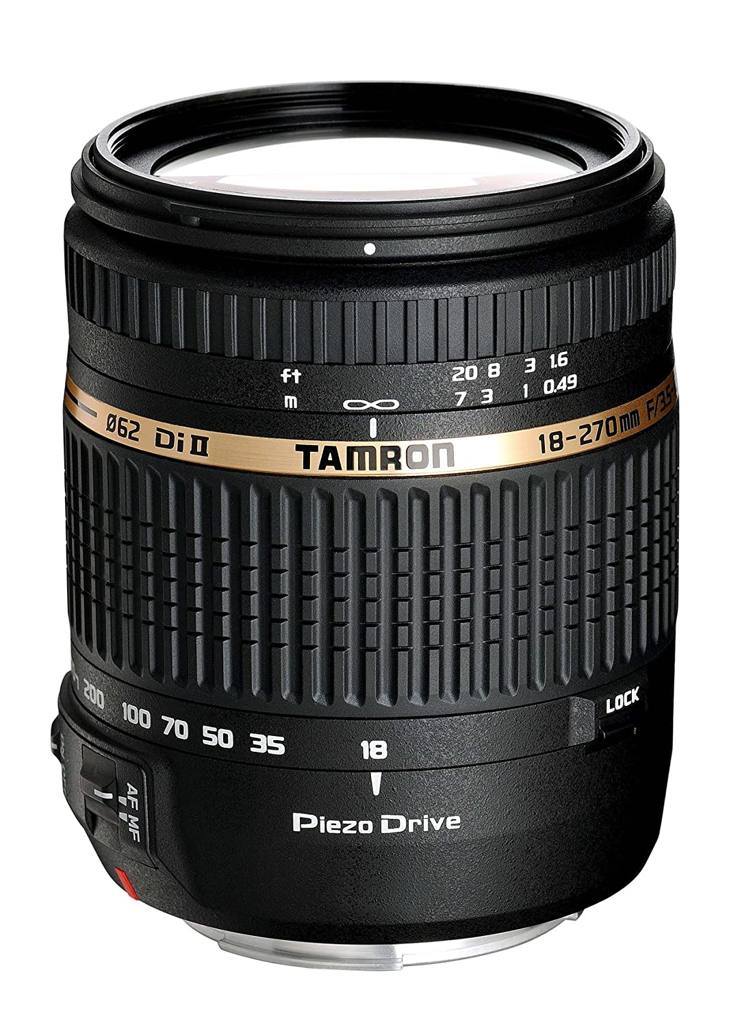 Tamron 18-270mm All-in-One Zoom Lens for Sony DSLR Camera