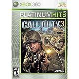 Call of Duty 3 Platinum Hits