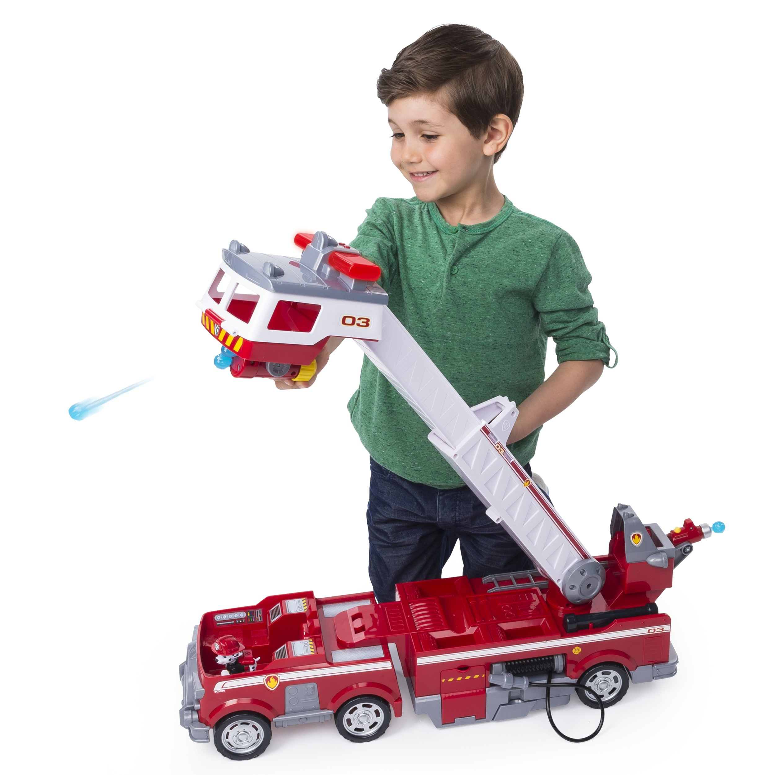 Buy Rescue Fire Truck Now!