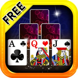 Three-Peaks Solitaire FREE - King James Gold Tri Towers City by Gold Coin Kingdom LLC