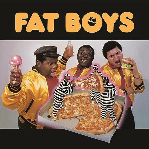 Fat Boys on Vinyl