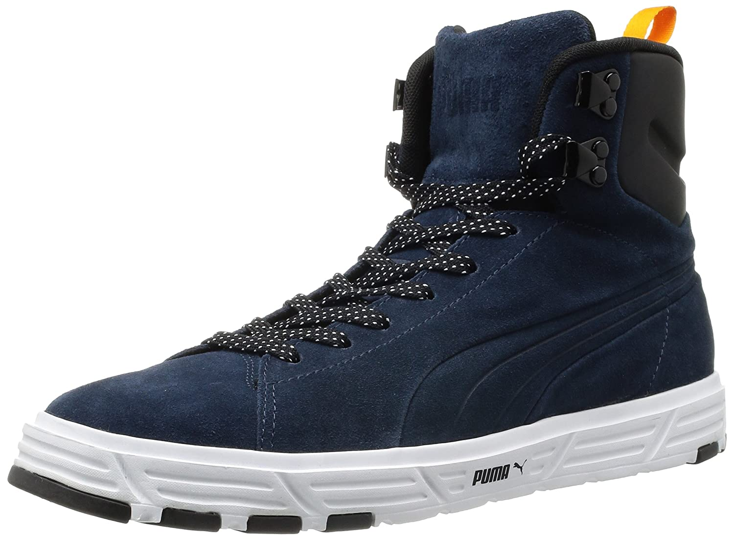 best cheap 07508 995cc Puma Future Suede Lite Boot Mens sneakers / Shoes - Blue Black - SIZE US  11.5 | $84.99 - Buy today!
