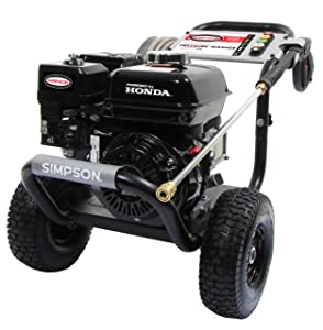 SIMPSON PS3228-S 3200 PSI 2.8 GPM Gas Pressure Washer Powered by Honda