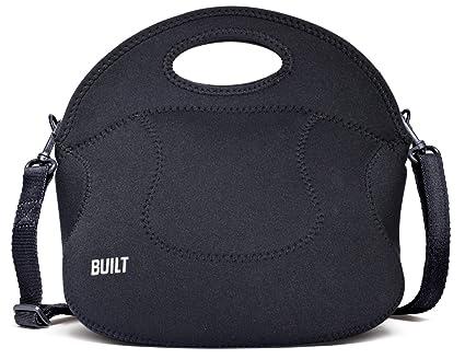 Neoprene Lunch Bag With Shoulder Strap 93