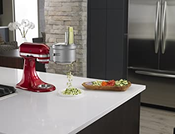 KitchenAid Stand Mixer Food Processor Attachment at amazon