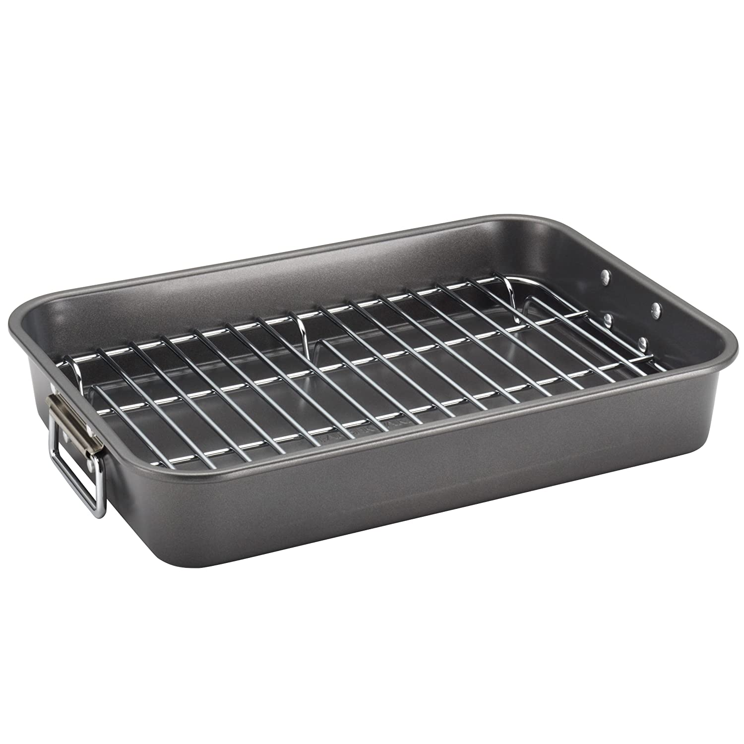 Glass And Stainless Steel Roasting Pan Best Price