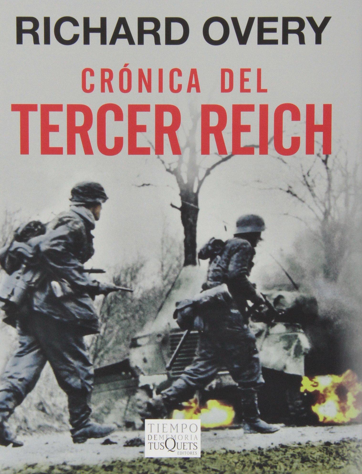 Crónica del Tercer Reich, de Richard Overy