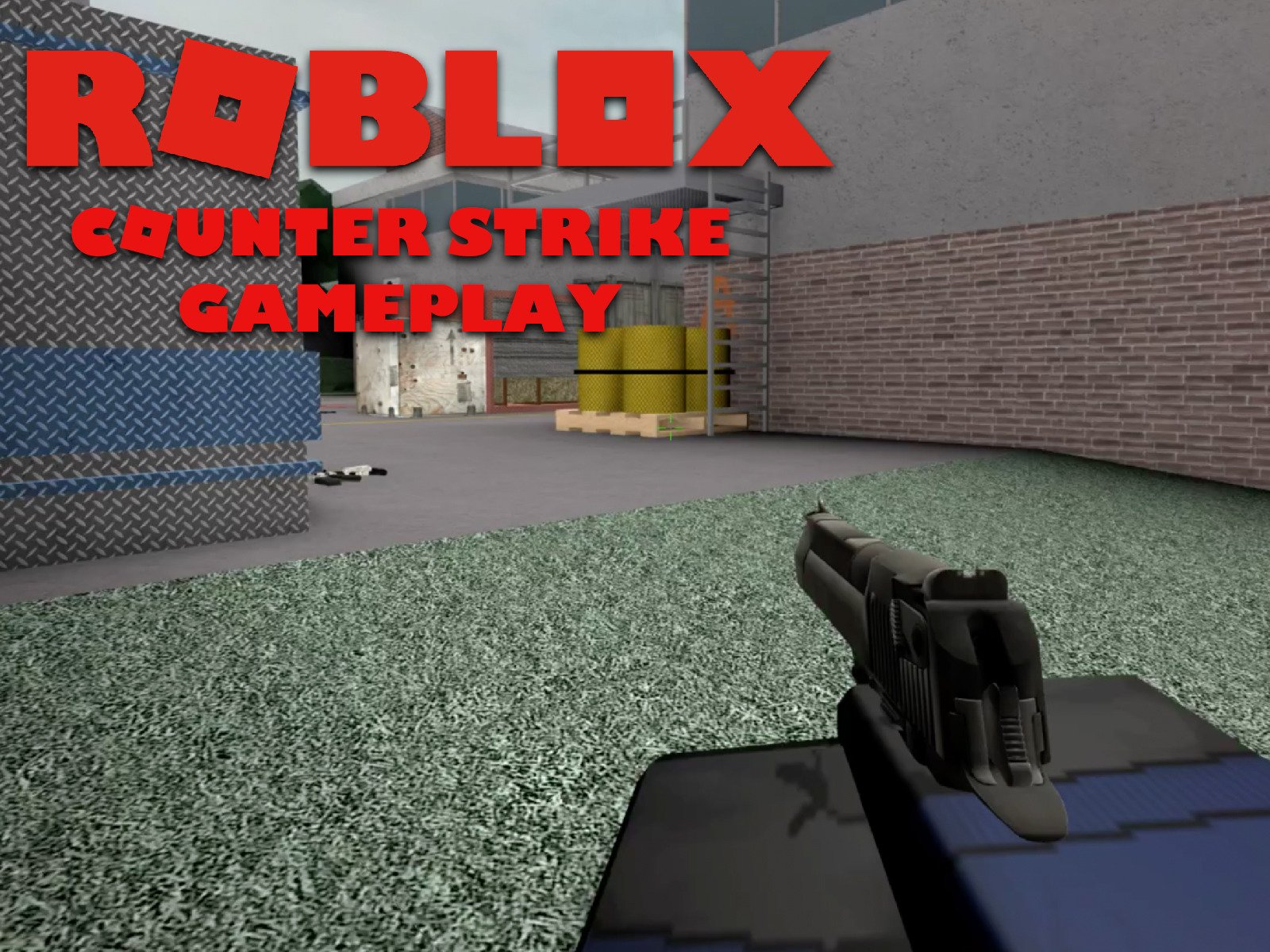 Clip: Roblox Counter Strike Gameplay