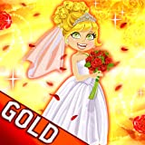 Runaway Bride : The Wedding Crasher Flower Bouquet - Gold Edition