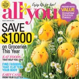 ALL YOU Magazine (Kindle Tablet Edition)