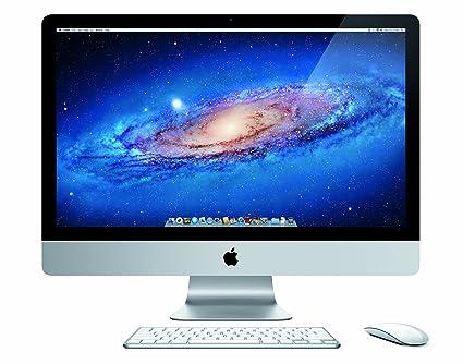Apple iMac MC814LL A Desktop PC 3 1GHz Intel Core