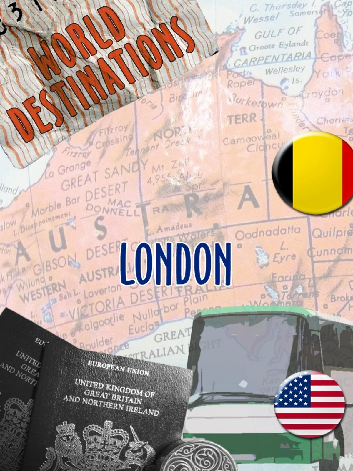 World Destinations - London on Amazon Prime Video UK