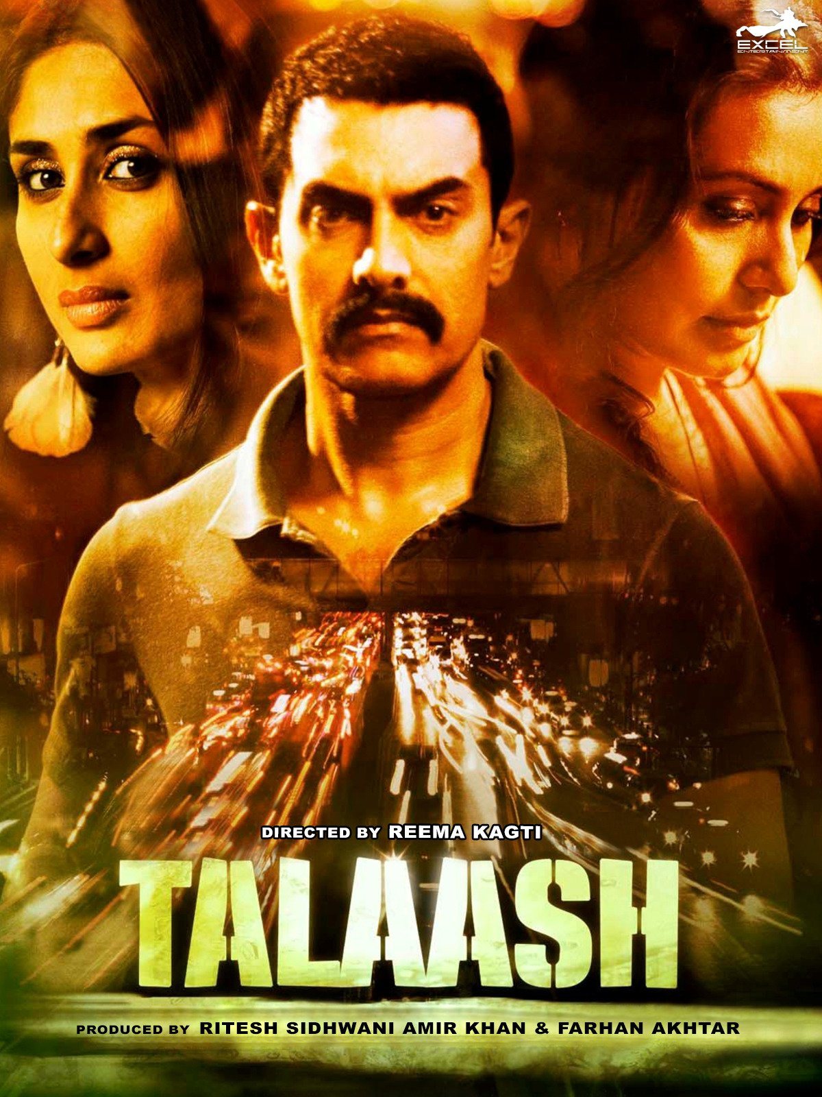 Talaash on Amazon Prime Instant Video UK