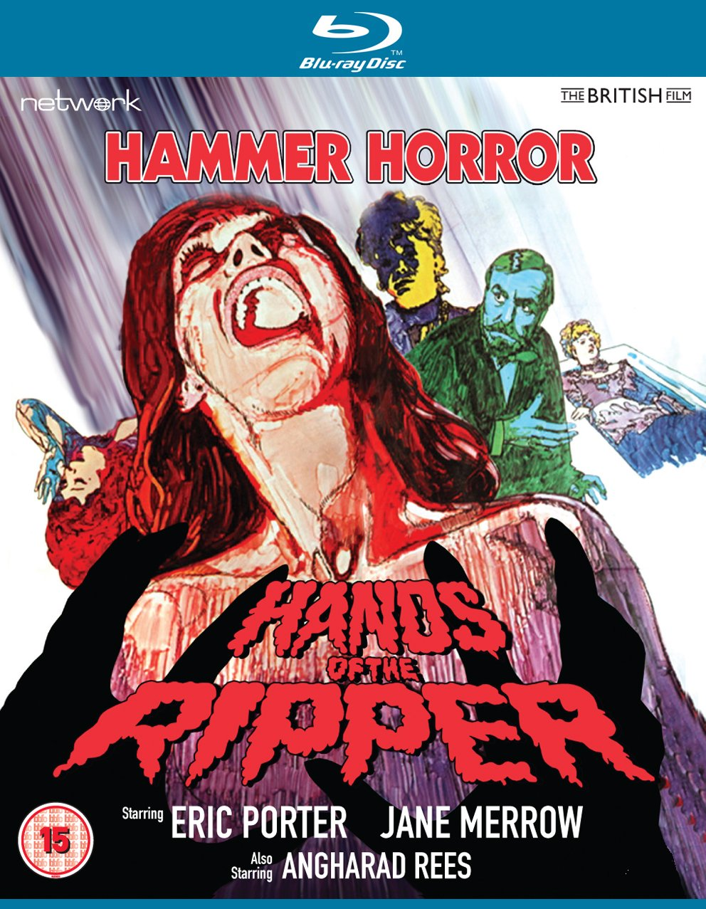 Hands Of The Ripper Cover