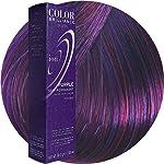 Ion Color Brilliance Brights Semi Permanent Hair Color Purple