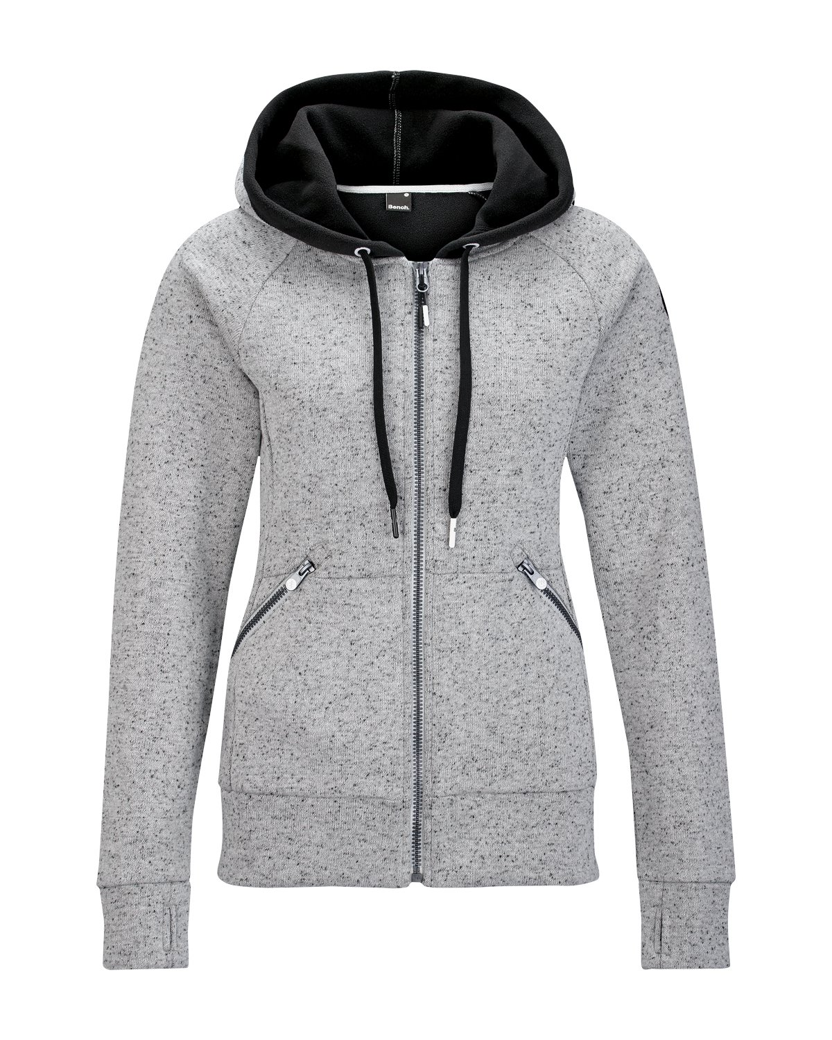 Bench Damen Strickjacke Gebondet Faithfull