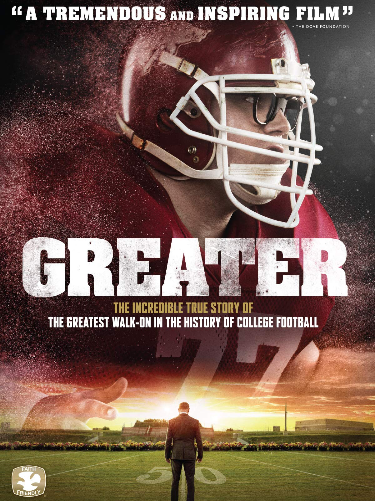 Greater on Amazon Prime Instant Video UK