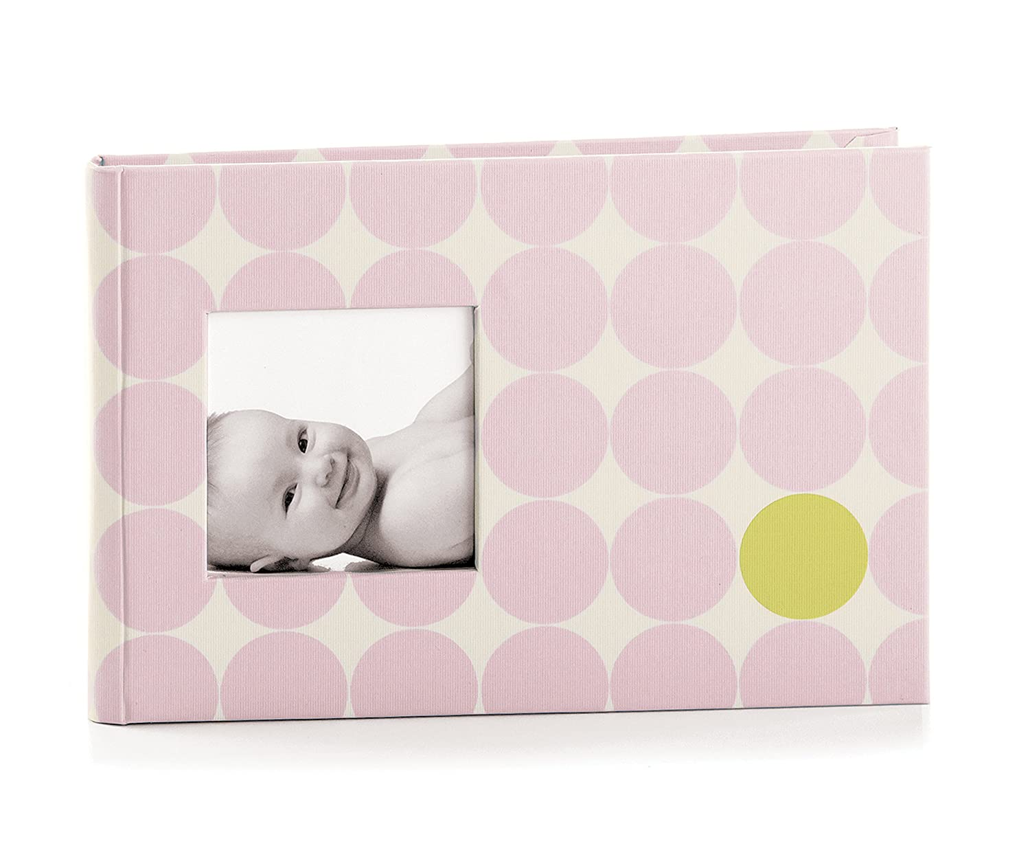 Pearhead Modern Dots Baby Book Pearhead Modern Dots Bragbook