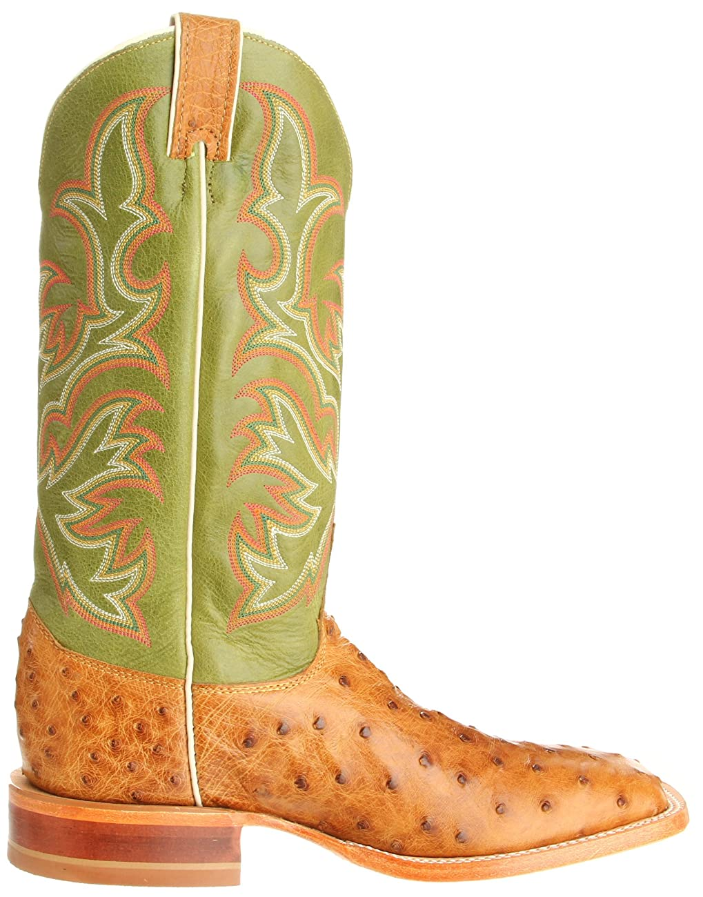 Justin Boots Men's Aqha Broad Square-toe Remuda Boot 5