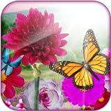 Flowers HD Live Wallpaper!