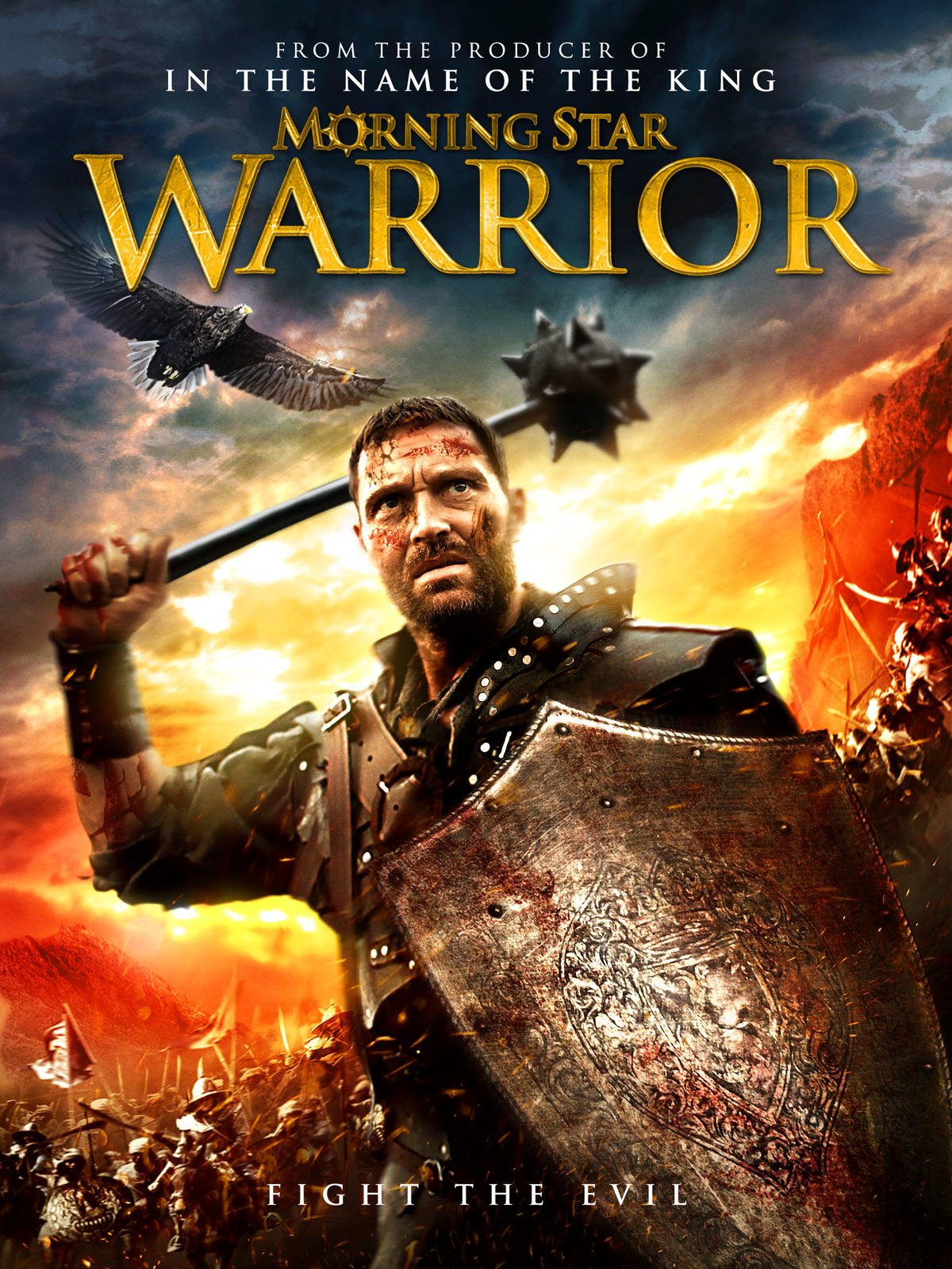 Morning Star Warrior on Amazon Prime Instant Video UK