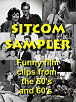 TV comedy of the 50s, 60s. SITCOM SAMPLER. Funny film clips.