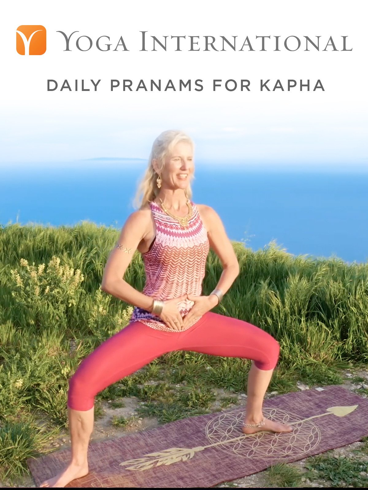 Daily Pranams for Kapha