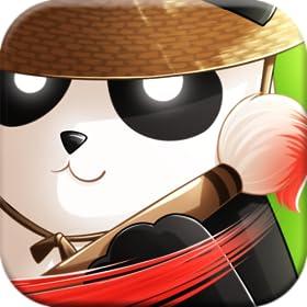 Doodle Link - Panda Drawing Puzzle