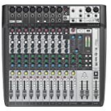 Soundcraft Signature 12MTK Analog 12-Channel Multi-track Mixer with Onboard Lexicon Effects (Color: MultiColored, Tamaño: 12-channel)
