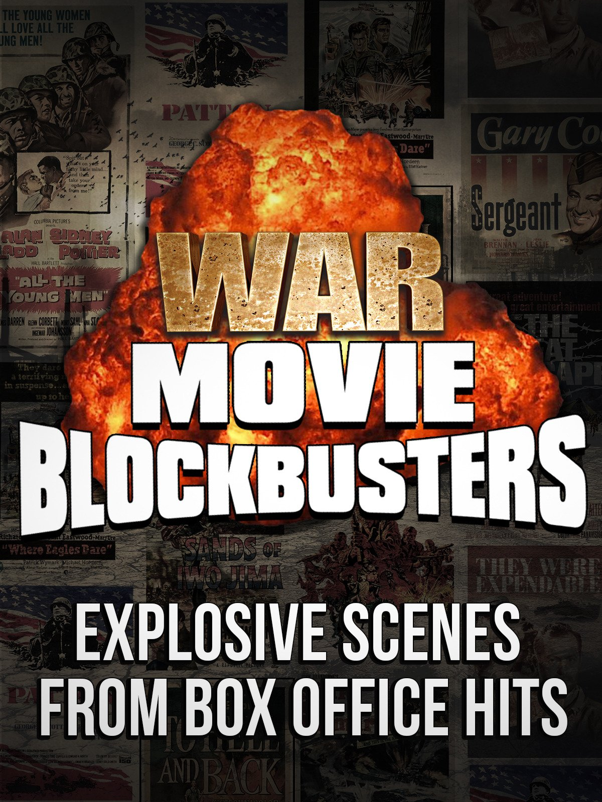 War Movie Blockbusters: Explosive Scenes from Box Office Hits
