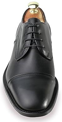 c27bddeb3eeb Scarpe uomo che permettono di aumentare la statura fino a 7 cm. Modello  Birmingham  Scarpe e borse