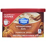 Maxwell House - International Latte (Pumpkin Spice) (Pack of 4) (Tamaño: 9 oz)