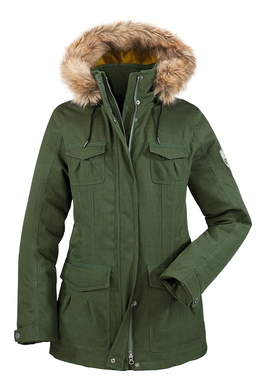 Schöffel Jacke, tolle Winterjacke, hochwertig, wasserdicht. Reisen, Outdoor, Stadt: Darkgreen. kaufen