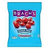 Brach's Sugar Free Cinnamon Hard Candy, 3.5 Ounce Bag, Pack of 12 (Tamaño: 3.5 Ounce Bag, Pack of 12)