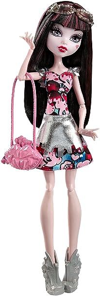 Monster High Boo York, Boo York Frightseers Draculaura Doll