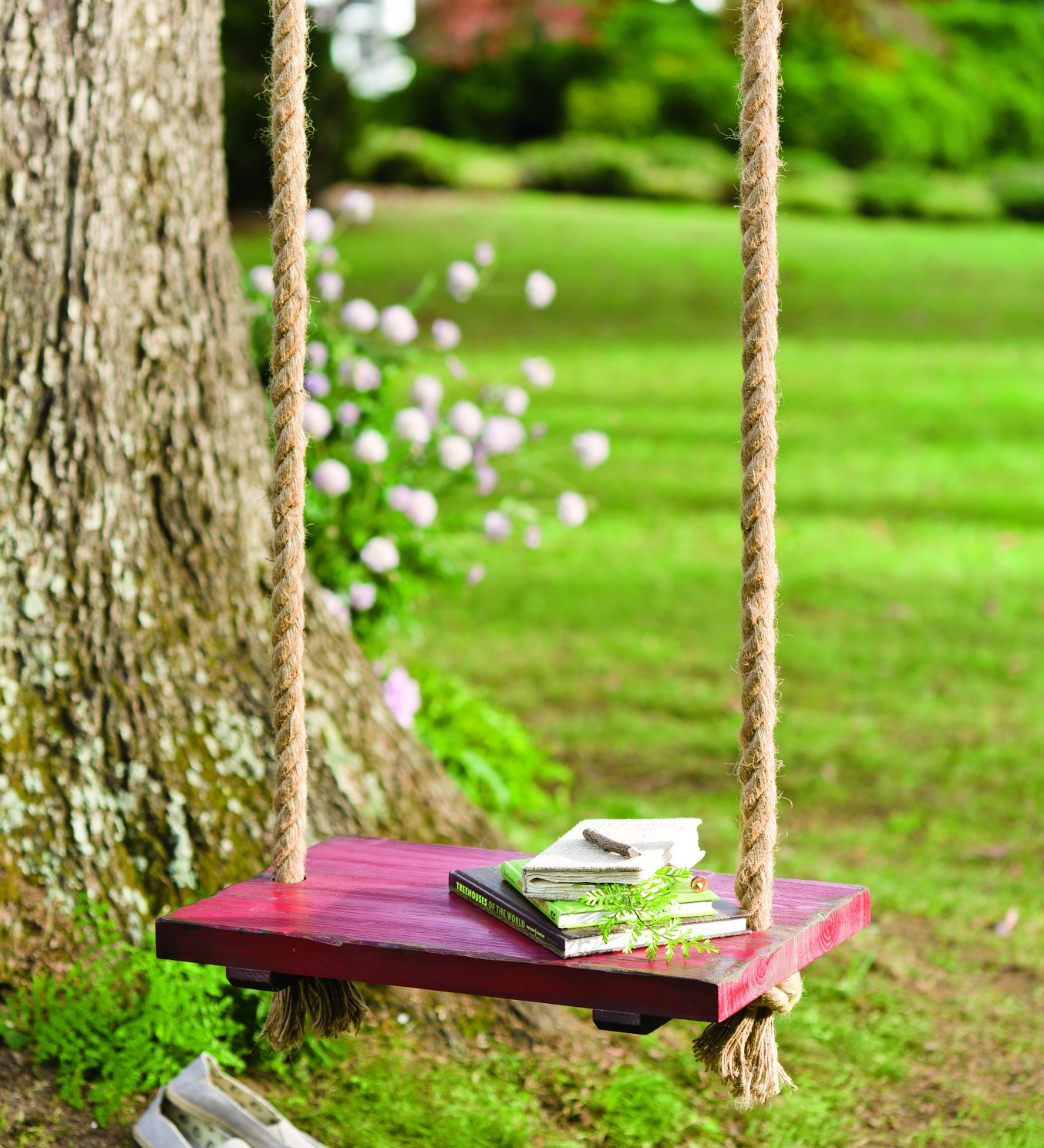 How to build a tree swing - How To Build A Tree Swing 56
