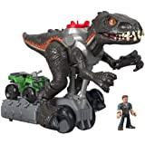 Fisher-Price Imaginext Jurassic World, Walking Indoraptor Dinosaur (Tamaño: n.a.)